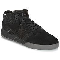 Pantofi Pantofi sport stil gheata Supra SKYTOP III Negru / Gri