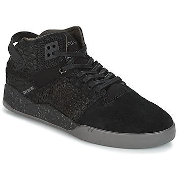Încăltăminte Pantofi sport stil gheata Supra SKYTOP III Negru / Gri