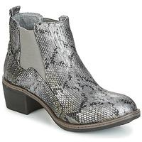 Încăltăminte Femei Botine LPB Shoes CAROLE Gri