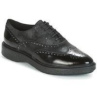 Pantofi Femei Pantofi Derby Geox D PRESTYN Negru