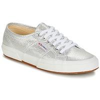 Pantofi Femei Pantofi sport Casual Superga 2750-LAMEW Silver