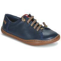 Încăltăminte Băieți Pantofi Derby Camper PEU CAMI Bleumarin