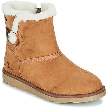 Pantofi Fete Ghete Tom Tailor JAVILOME Maro