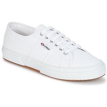Încăltăminte Pantofi sport Casual Superga 2750 CLASSIC Alb