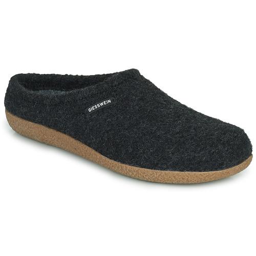 Pantofi Papuci de casă Giesswein VEITSCH Antracit