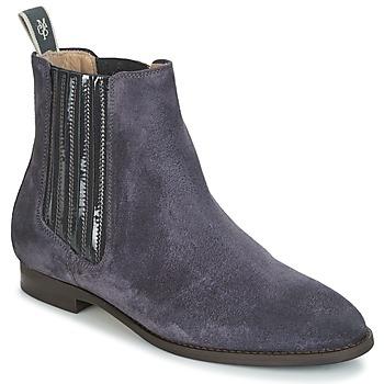 Pantofi Femei Ghete Marc O'Polo PRAGUE 2 Bleumarin