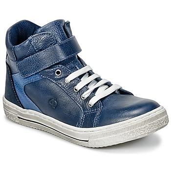 Pantofi Băieți Pantofi sport stil gheata Citrouille et Compagnie HOCHOU Albastru