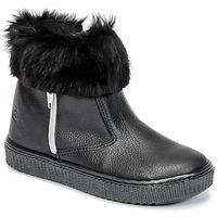 Pantofi Fete Ghete Citrouille et Compagnie HOUPI Negru