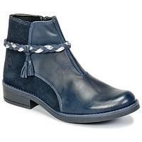 Pantofi Fete Ghete Citrouille et Compagnie HOCEA Albastru