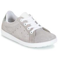 Pantofi Fete Pantofi sport Casual Citrouille et Compagnie HINETTE Gri / Argintiu