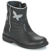 Pantofi Fete Ghete Citrouille et Compagnie HORELI Negru