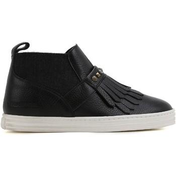 Pantofi Femei Ghete Hogan HXW1820V400DU50002 nero