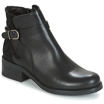 Pantofi Femei Ghete Betty London HARRIS Negru