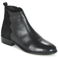 Pantofi Femei Ghete Betty London HELOI Negru