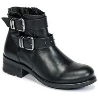 Pantofi Femei Ghete Betty London HELIDI Negru