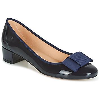 Pantofi Femei Balerin și Balerini cu curea Betty London HENIA Bleumarin