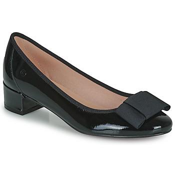 Pantofi Femei Balerin și Balerini cu curea Betty London HENIA Negru