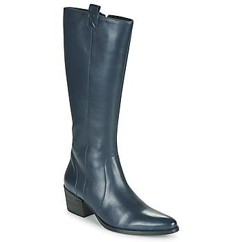 Pantofi Femei Cizme casual Betty London HERINE Albastru