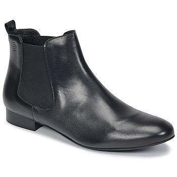Pantofi Femei Ghete Betty London HYBA Negru