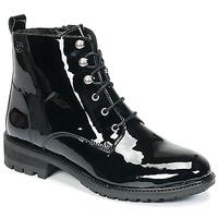 Pantofi Femei Ghete Betty London HILDIE Negru