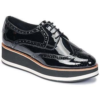 Pantofi Femei Pantofi Derby Betty London HENRIETTE Negru