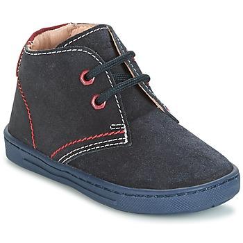 Pantofi Băieți Ghete Chicco COBIN Bleumarin