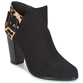 Pantofi Femei Botine Dune London OAKLEE Black