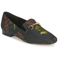 Pantofi Femei Mocasini Dune London LOLLA Negru