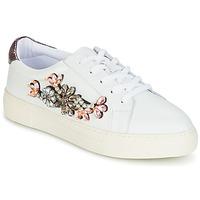 Pantofi Femei Pantofi sport Casual Dune London EMERALDA White