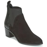 Pantofi Femei Botine Dune London OPRENTICE Black