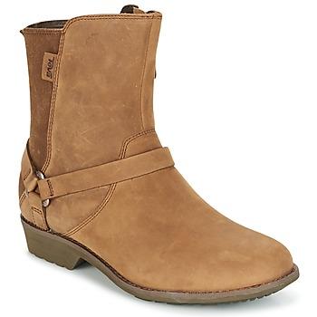 Pantofi Femei Ghete Teva DE LA VINA DOS Maro