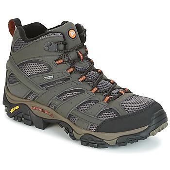 Încăltăminte Bărbați Drumetie și trekking Merrell MOAB 2 MID GTX Gri