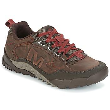 Pantofi Bărbați Drumetie și trekking Merrell ANNEX TRAK LOW Maro