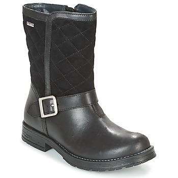 Pantofi Fete Cizme casual Start Rite AQUA JESSIE Negru