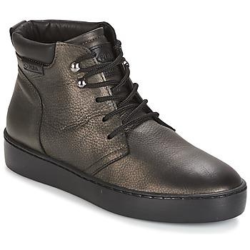 Pantofi Femei Pantofi sport stil gheata PLDM by Palladium TRACK DST W Negru / Auriu