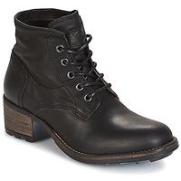 Pantofi Femei Cizme casual PLDM by Palladium CARTHY CMR Negru