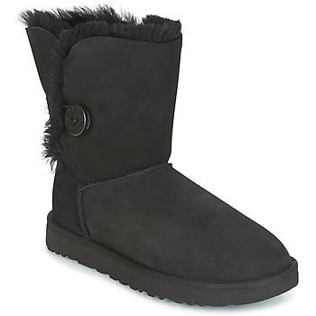 Pantofi Femei Ghete UGG BAILEY BUTTON II Negru