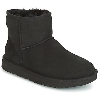 Pantofi Femei Ghete UGG CLASSIC MINI II Negru