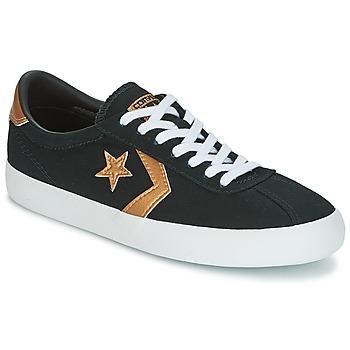 Pantofi Femei Pantofi sport Casual Converse BREAKPOINT OX Black / Gold