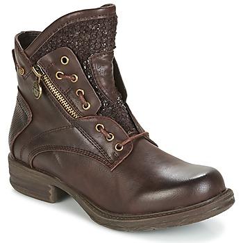 Pantofi Femei Ghete Dockers by Gerli CORTA Maro