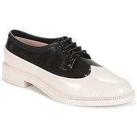 Încăltăminte Femei Pantofi Derby Melissa CLASSIC BROGUE AD. Roz / Negru