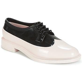 Pantofi Femei Pantofi Derby Melissa CLASSIC BROGUE AD. Roz / Negru