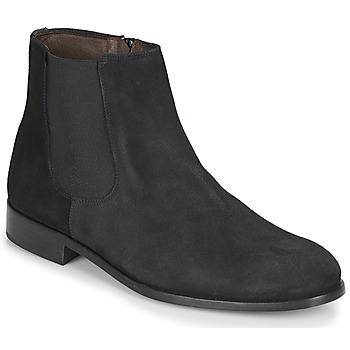 Pantofi Bărbați Ghete So Size HUPA Negru