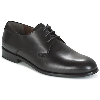 Încăltăminte Bărbați Pantofi Derby So Size HUPO Negru