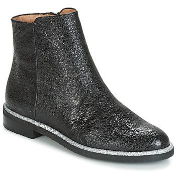 Pantofi Femei Ghete Fericelli HOLGANE Negru