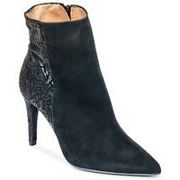 Pantofi Femei Botine Fericelli HOLGI Negru