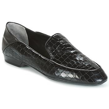 Pantofi Femei Mocasini Robert Clergerie FANIN-COCCO-AGNEAU-NOIR Negru