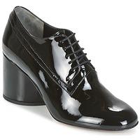 Pantofi Femei Botine Robert Clergerie KIKI-VERNI-NOIR Negru