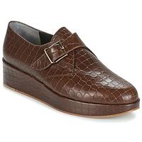 Pantofi Femei Pantofi Derby Robert Clergerie NONKA-V.COCCO-CHOCOLAT Maro