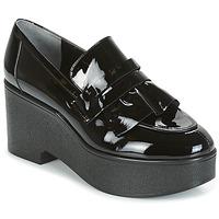 Pantofi Femei Mocasini Robert Clergerie XOCK Negru